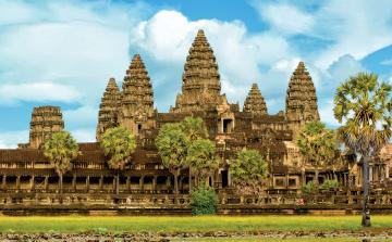 Temples of Thailand & Cambodia
