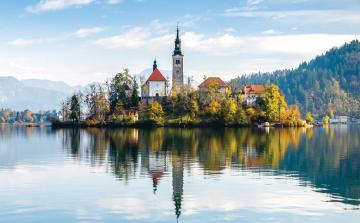 Northern Italy, Slovenia & Croatia