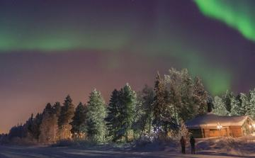 Northern Lights: A Lapland Winter