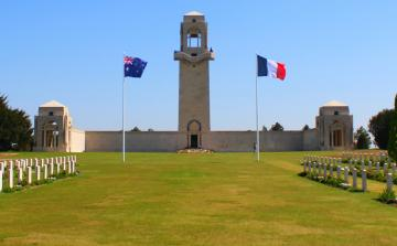 ANZAC on the Western Front - Special ANZAC Ceremony
